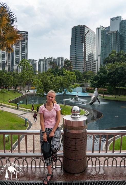 Procházka po Kuala Lumpur