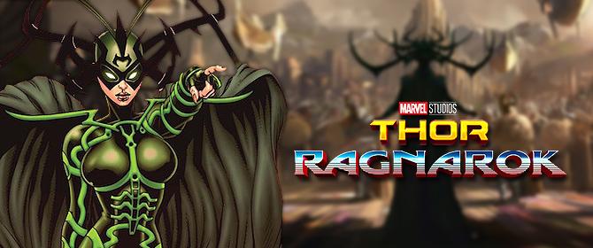 Cate Blanchett Will Wear Hela's Headdress In Thor: Ragnarok