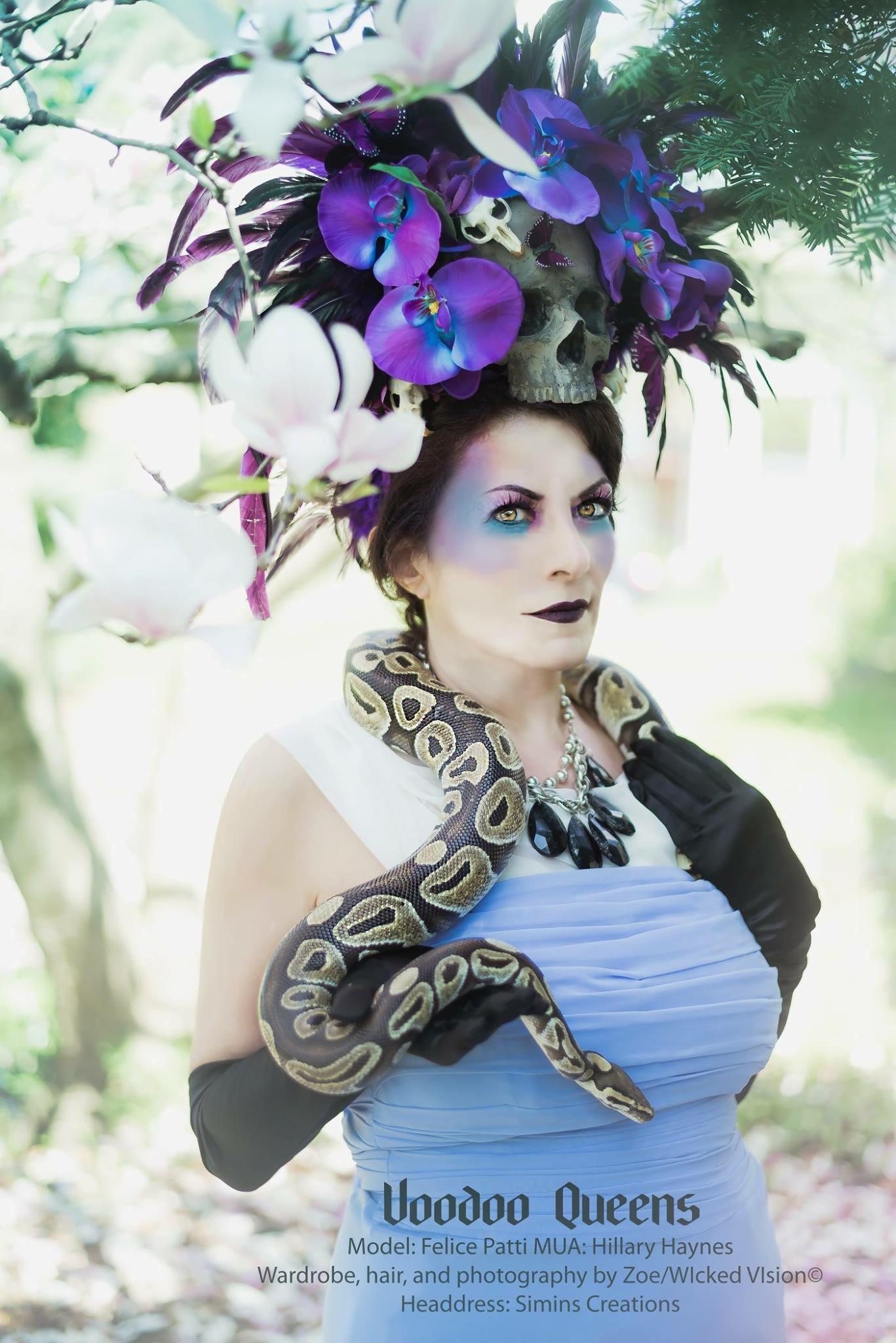 Voodoo Queen Shoot 3
