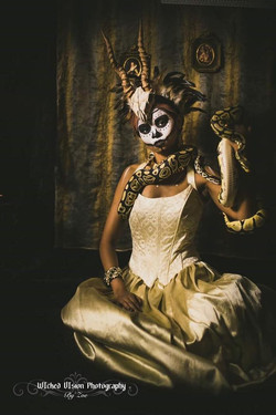 Voodoo Queen Shoot 1
