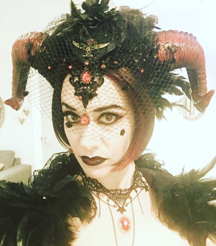 Vampire Headdress