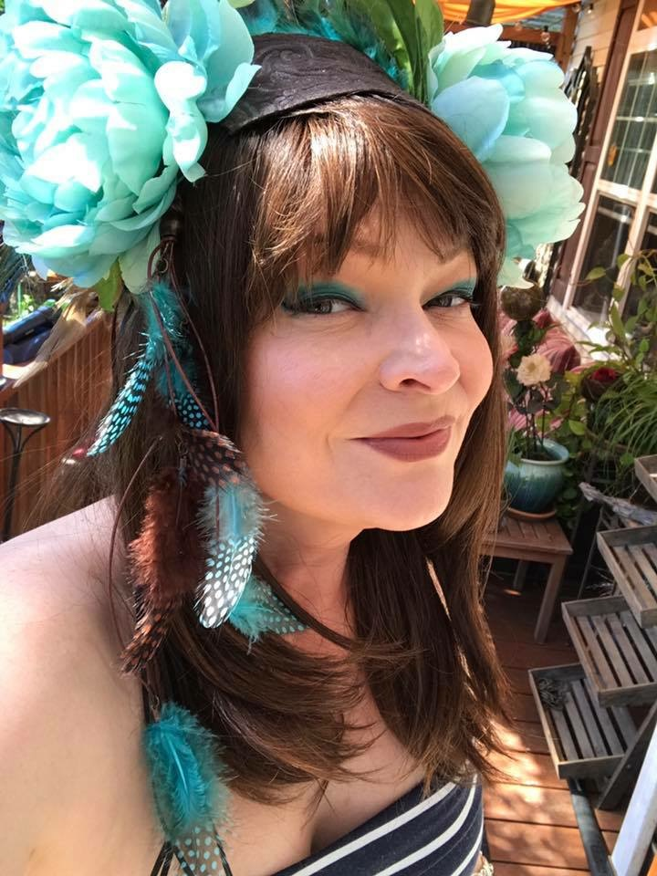 Renaisance Faire Headdress