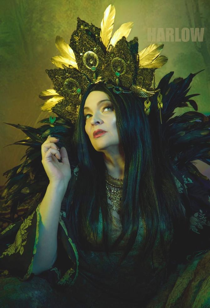 Golden Geisha Photo Shoot