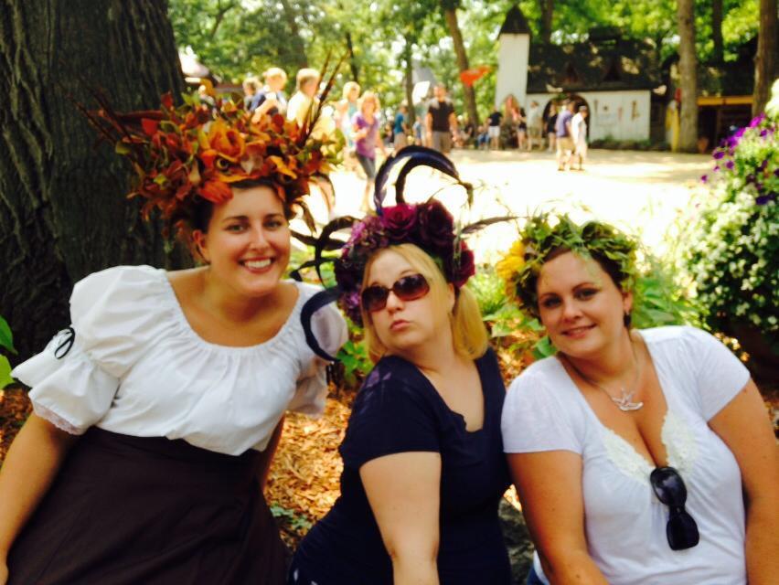 Sarah, Susan, Lori