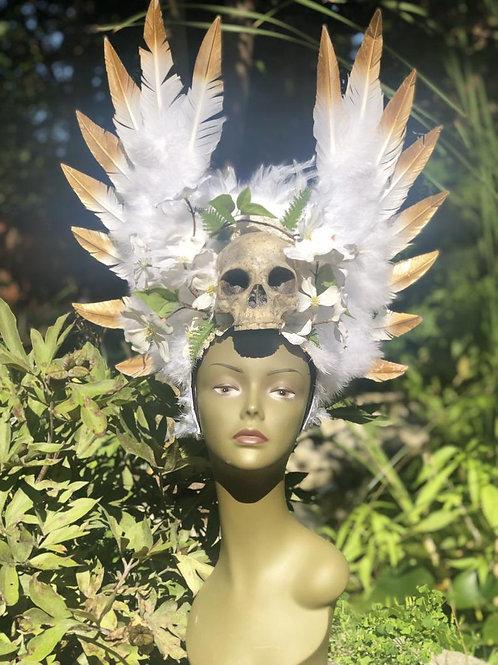 Angel Wing Headdress