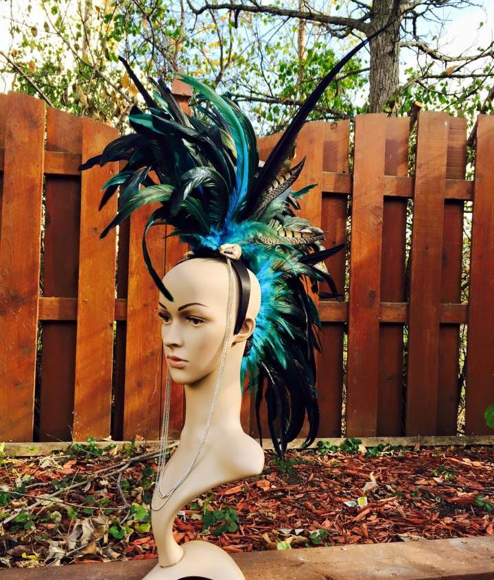Mohawk for Sarah
