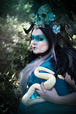 Voodoo Queen Shoot 2