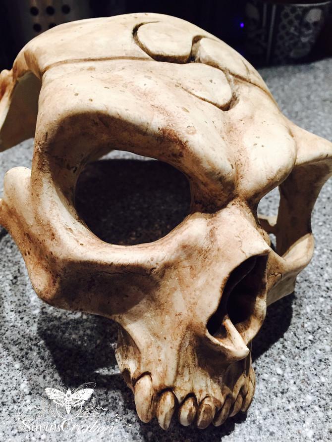 Headdress Skulls