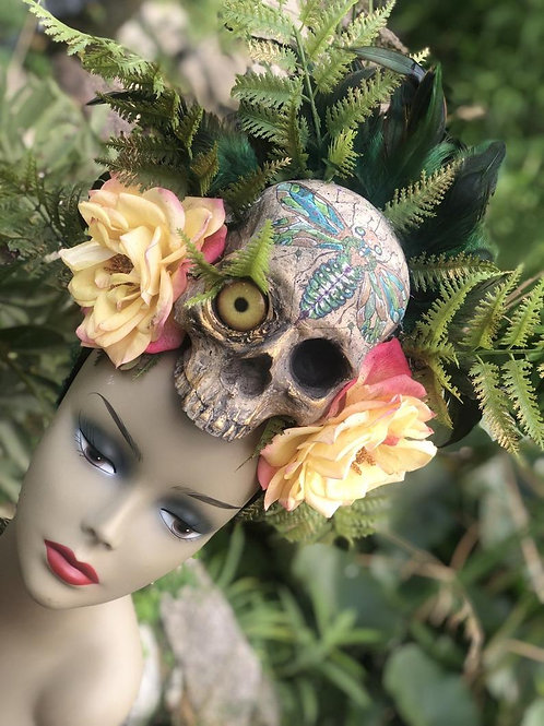 I am Watching you Headdress