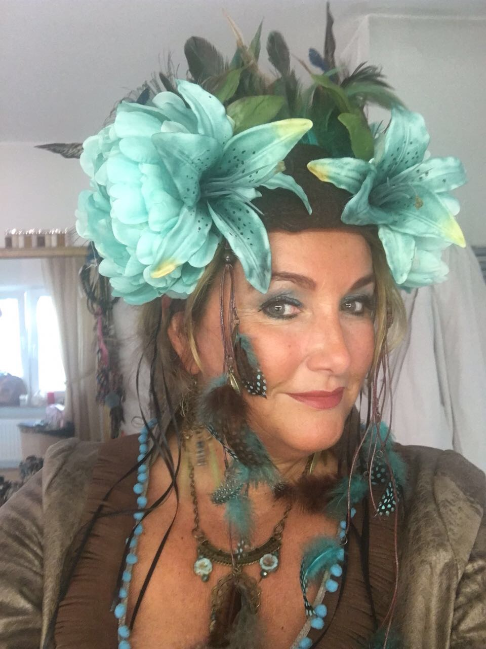 Bohemian Headdress
