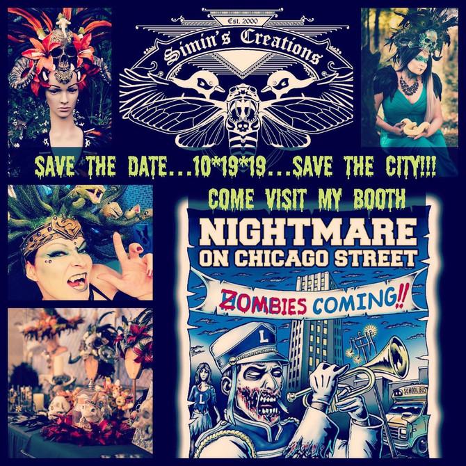 Oct 19 2019 Show - Nightmare on Chicago Street