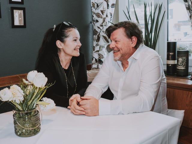 Elisabeth und Robert Pöchhacker