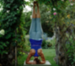Tani Morgan, Yogini, Devon Alberta Yoga