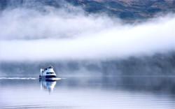 Loch Ness Boat