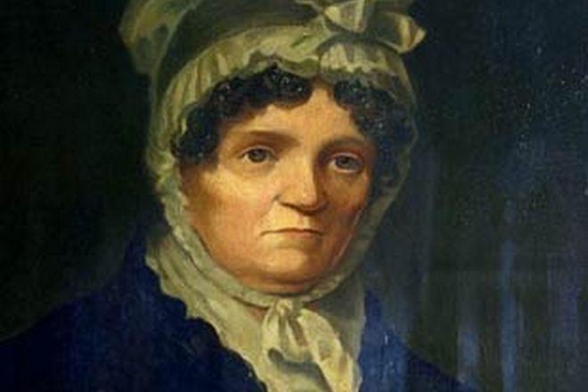 Jean Armour wife of Robert Burns