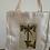 Thumbnail: Linen tote bag