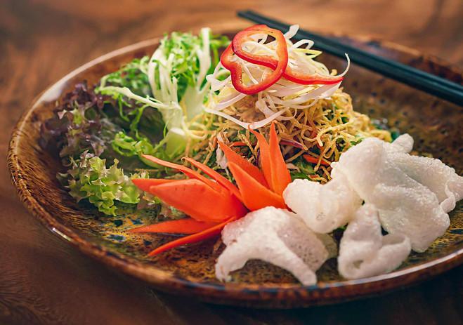 25. Pagoda Salad