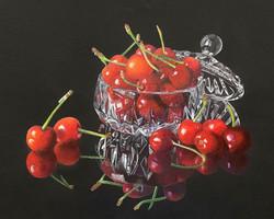 Glistening Cherries