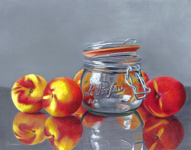Le Parfait Peach Harvest