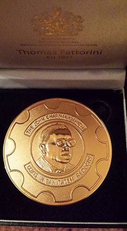 Sir John Charnley Gold Medal