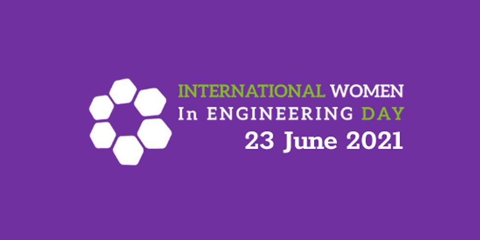 International Women in Engineering Day (INWED) 2021 SheCanEngineer Event