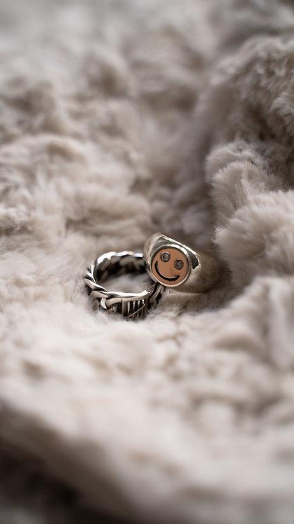 Senang Ring Silver