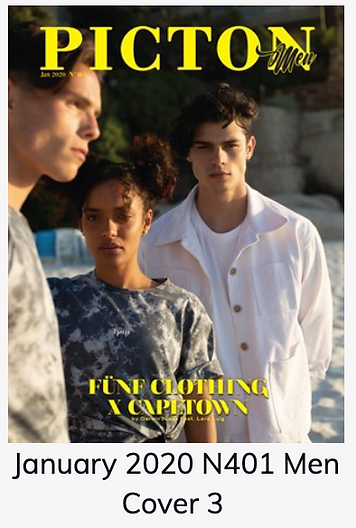 fünf clothing x picton magazine
