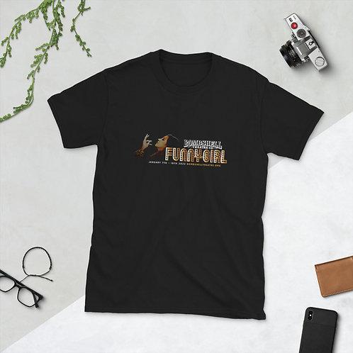 FUNNY GIRL Logo Short-Sleeve Unisex T-Shirt