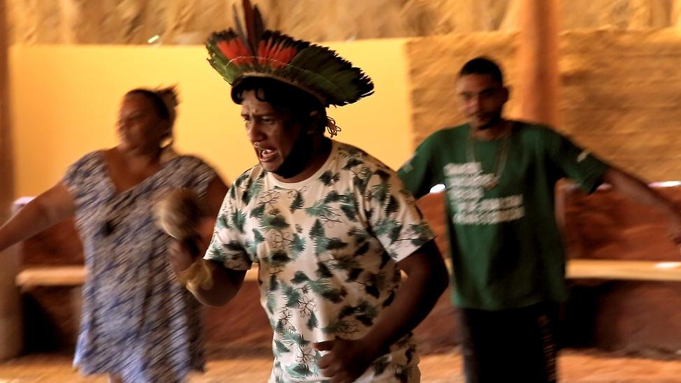 REUNIÃO CHAPÉU DE PALHA: CANTO + DANÇA FULNI-Ô