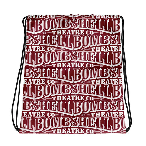Bombshell Drawstring bag