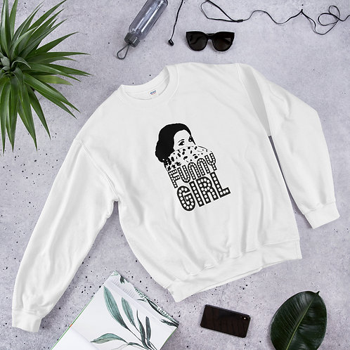 FUNNY GIRL Sweatshirt - Unisex