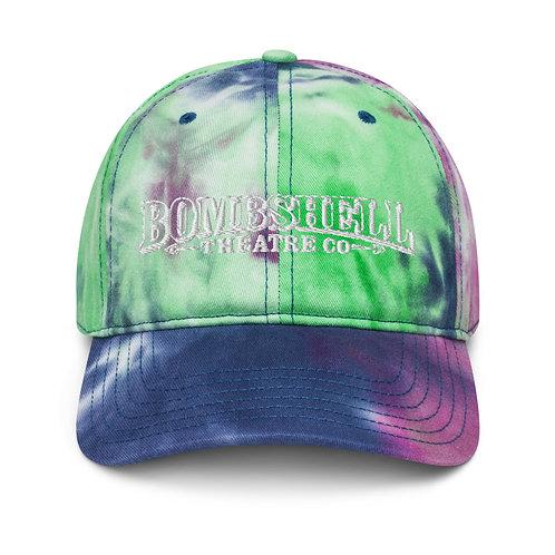 Bombshell Tie-Dye Dad Hat