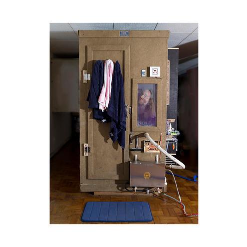 Sauna Museu II, 2020 (Sauna Museum II, 2020)