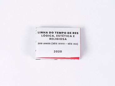 Linha do Tempo de RES / Lógica, Estética e Religiosa