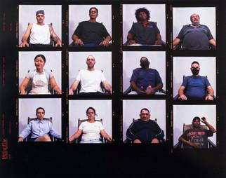Série Contato, Retratos 16 11 2020