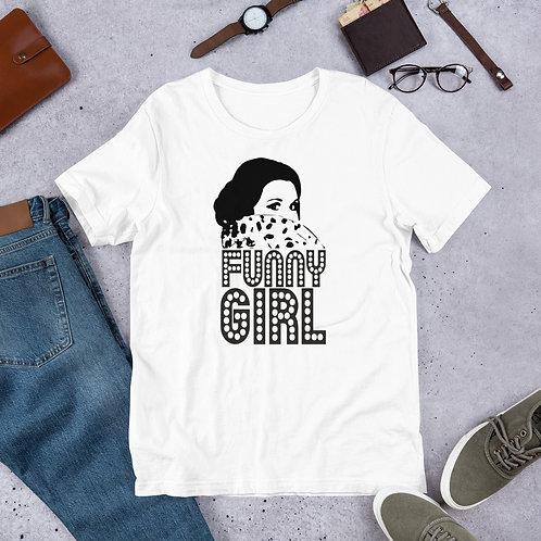 FUNNY GIRL Classic Short-Sleeve Unisex T-Shirt