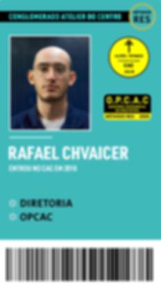 Rafael Chvaicer, Arquitetura, CAC