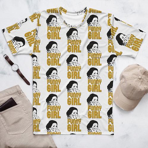 FUNNY GIRL Pattern - Men's T-shirt