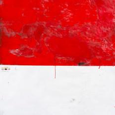 Sem título (vermelho) - 050221, Rubens Espírito Santo