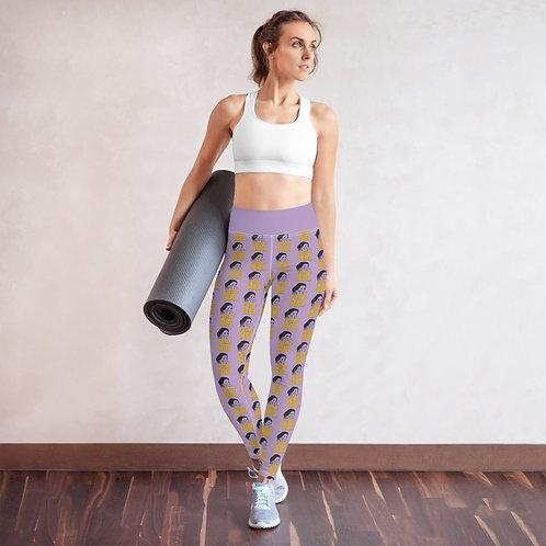 FUNNY GIRL Yoga Leggings