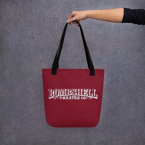 Bombshell Tote Bag