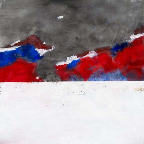 Sem título (paisagem marítima) - 050221, Rubens Espírito Santo