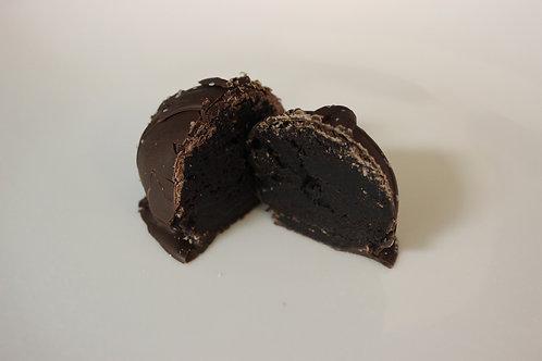 Salted Chocolate Cakeballs