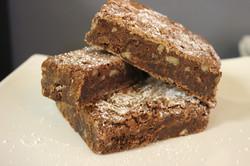 Fudge Pecan Brownie