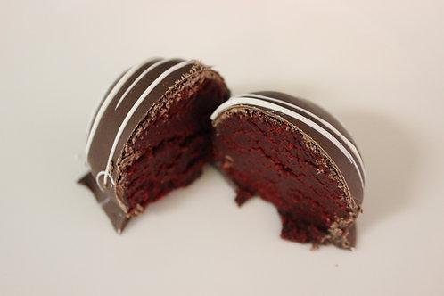 Red Velvet Cakeballs