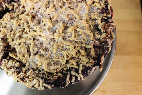 Nutcracker Bumbleberry Pie