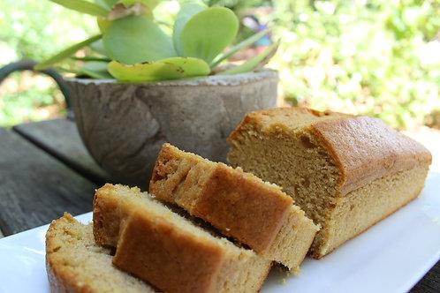 Nutcracker Pumpkin Bread