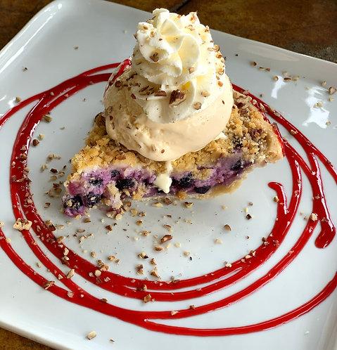 Vanishing Blueberry Pie