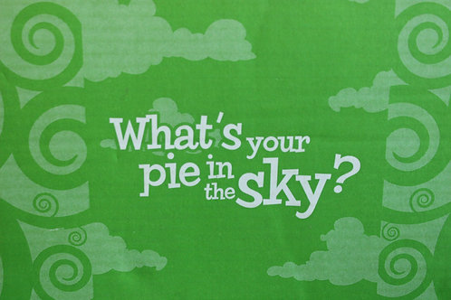 Pie in the Sky Pie Card