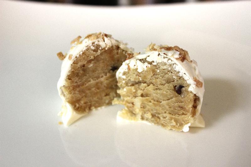 Italian Cream Cakeball